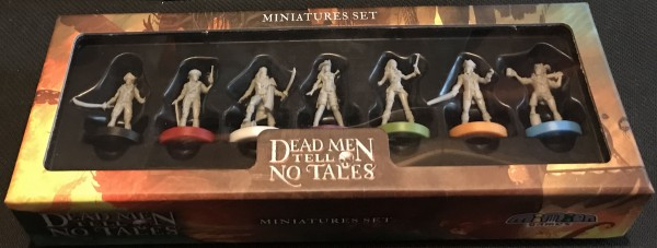 Dead Man Tell no Tales: Miniatures Expansion