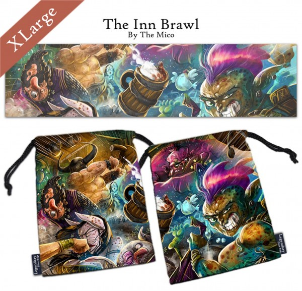 Legendary Dice Bag XL: The Inn Brawl