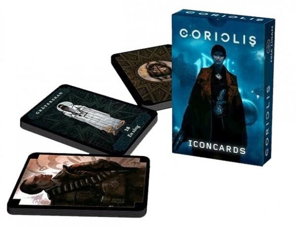 Coriolis: Ikonen-Kartenset