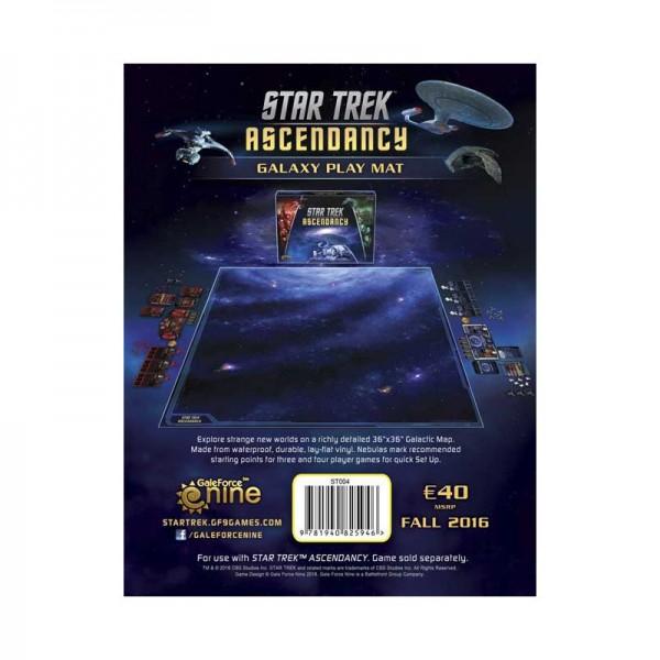 Star Trek: Ascendancy Play Mat