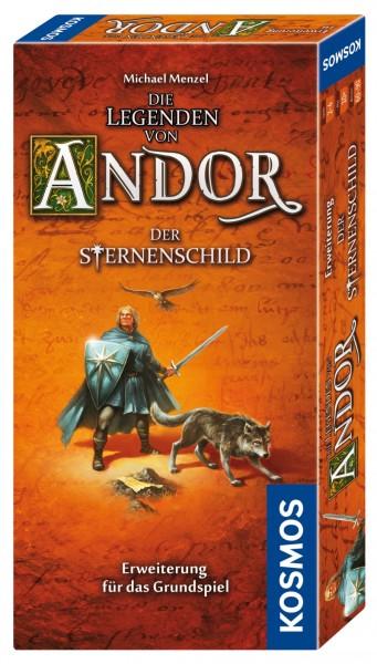 Die Legenden von Andor: Der Sternenschild [1. Erweiterung]