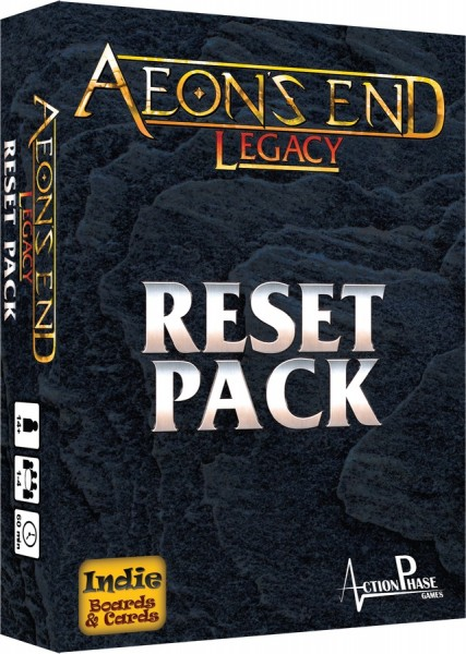 Aeon's End: Legacy *RESET Pack*