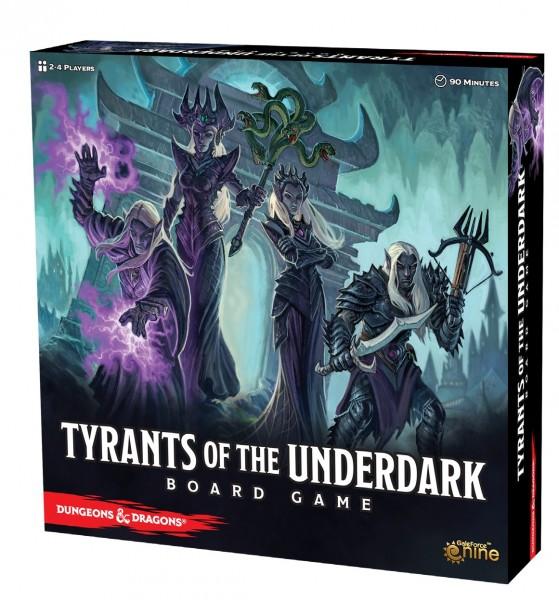 Dungeons & Dragons: Tyrants of the Underdark * Update Version