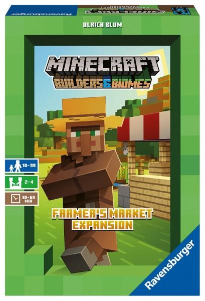 Minecraft – Builders & Biomes: Farmers Market[1. Erweiterung]