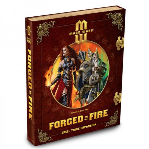 Mage Wars: Forged in Fire Spell Tome Expansion