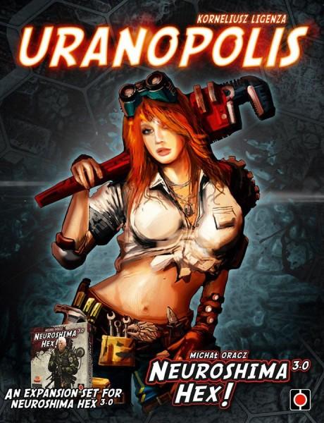 Neuroshima Hex: Uranopolis 3.0