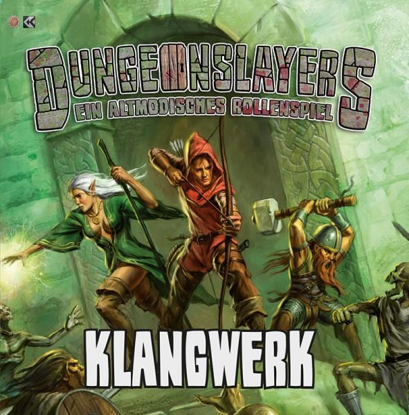 Dungeonslayers: Klangwerk – der Dungeonslayers Soundtrack (CD)