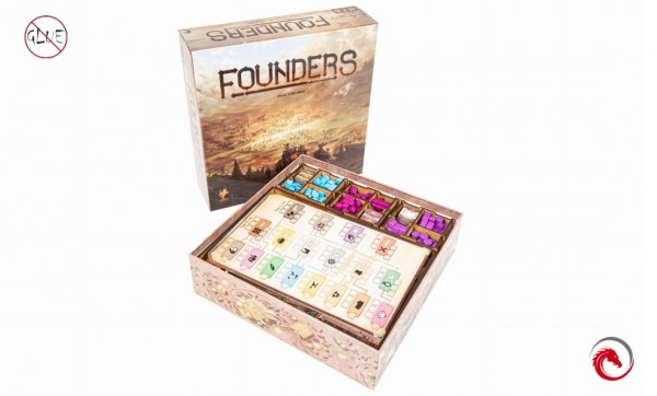 Insert: Founders of Gloomhaven