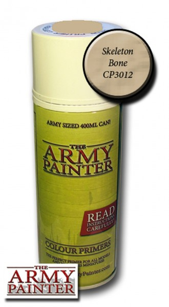 Army Painter Primer: Skeleton Bone Spray (400ml)
