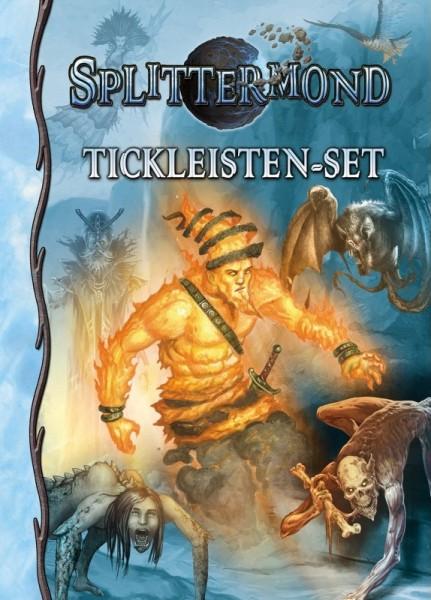 Splittermond: Deluxe-Tickleistenset