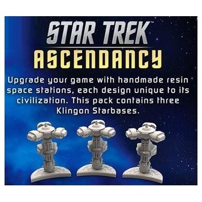 Star Trek Ascendancy: Klingon starbases