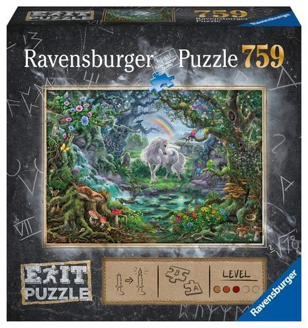 EXIT Puzzle: Das Einhorn (759 Teile)