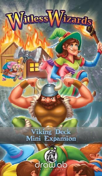 Witless Wizards: Viking Deck [Expansion]