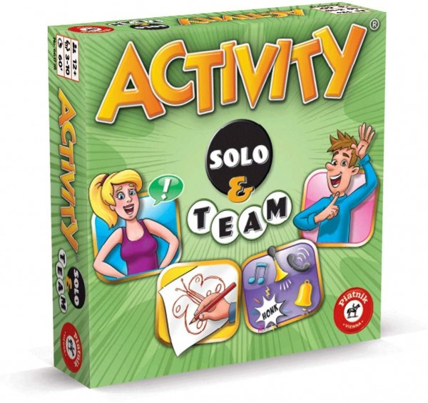 Activity – Solo & Team