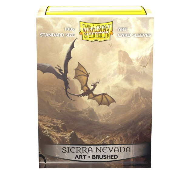"Dragon Shield: ART Sleeves Classic –""Among the Sierra Nevada"""