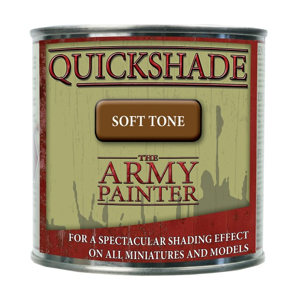 Army Painter: Quick Shade, Soft Tone (250ml)