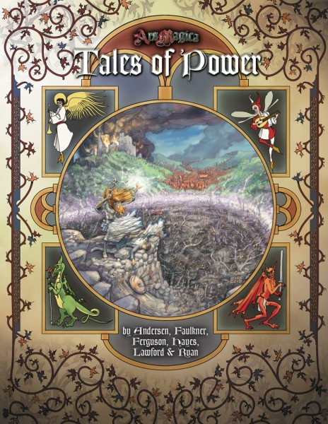Ars Magica: Tales of Power