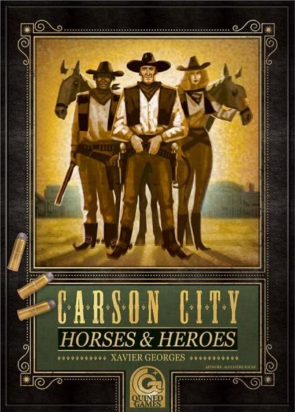 Carson City: Horses & Heroes
