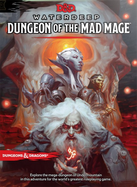 Dungeons & Dragons: Waterdeep - Dungeon of the Mad Mage (HC)
