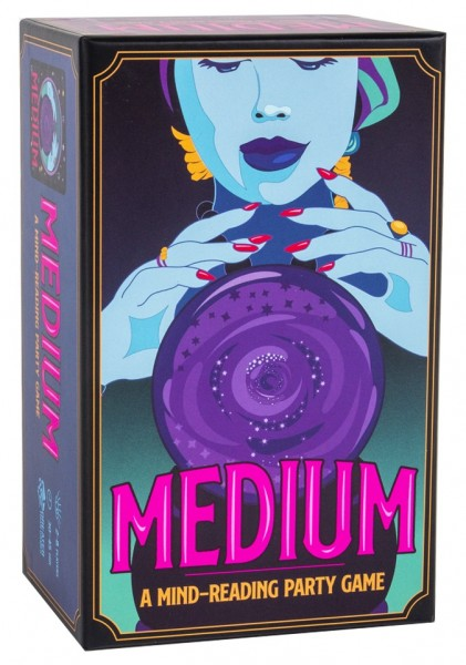 Medium - A mind-reading Party Game