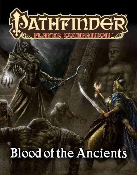 Pathfinder: Blood of the Ancients