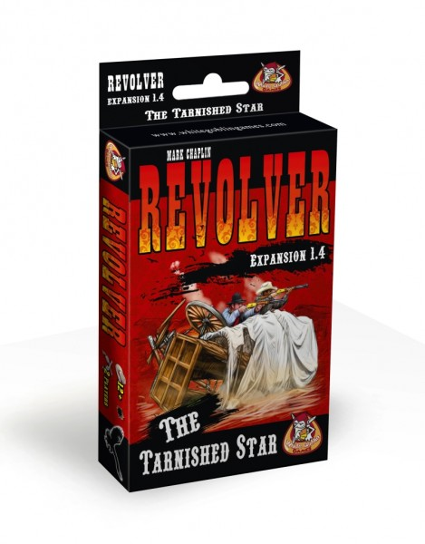 Revolver: The Tarnished Star Expansion