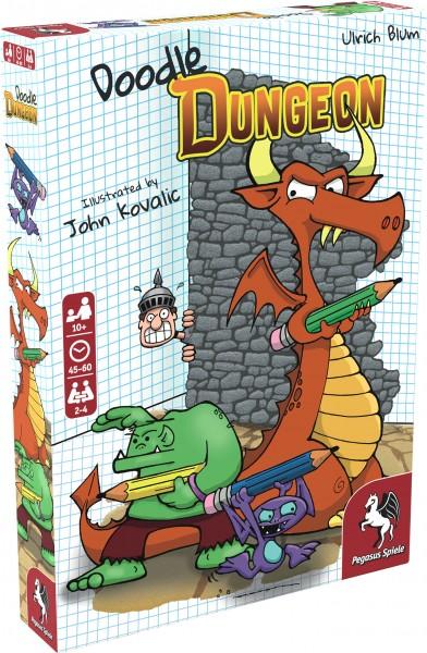 Doodle Dungeon (englische Ausgabe)