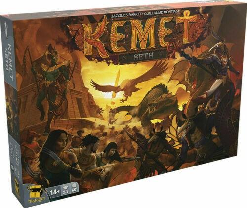 Kemet: Seth [Expansion]