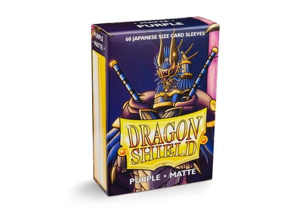 Dragon Shield: Japanese Matte – Purple (60)