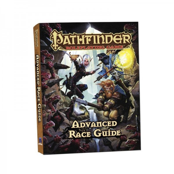 Pathfinder Advanced Race Guide Pocket Edition