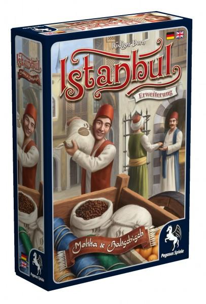 Istanbul: Mokka & Bakschisch