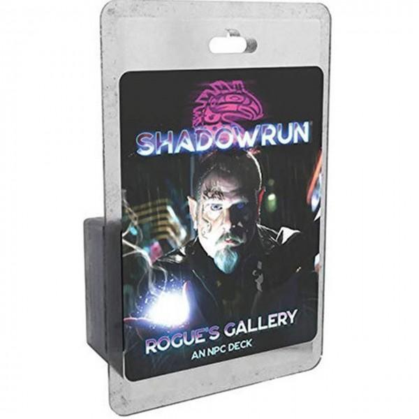 Shadowrun: Rogues Gallery NPC Deck