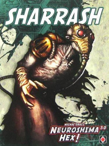 Neuroshima Hex: Sharrash Expansion 3.0