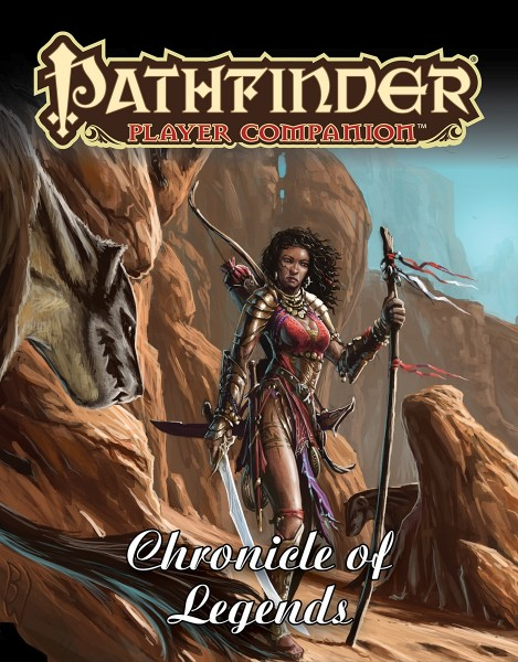 Pathfinder: Chronicle of Legends
