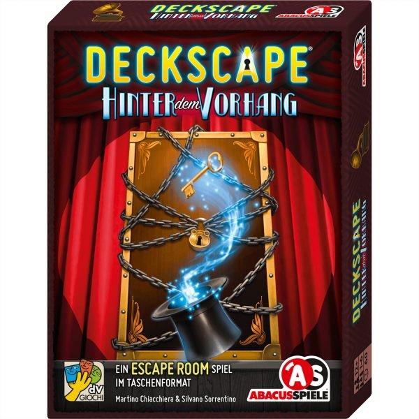 Deckscape – Hinter dem Vorhang