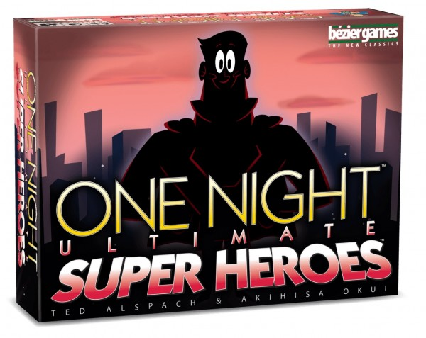 One Night Ultimate Super Heroes