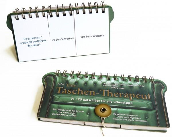 Der Taschen-Therapeut – 91.125 Ratschläge für alle Lebenslagen