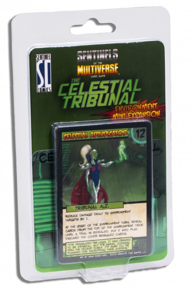 Sentinels of the Multiverse: Celestial Tribunal