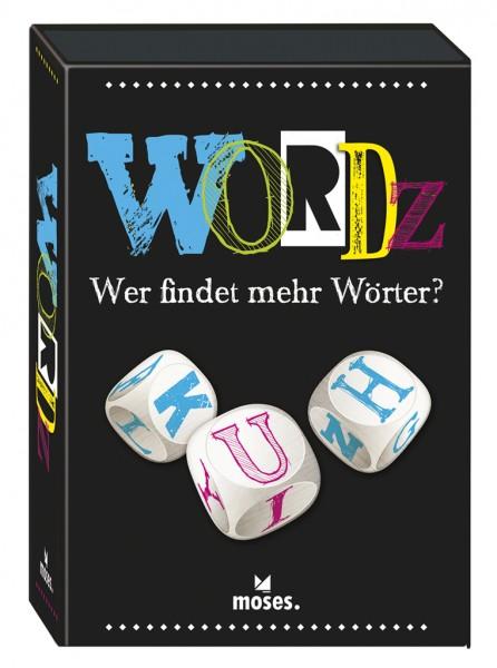 Wordz – Wer findet mehr Wörter?