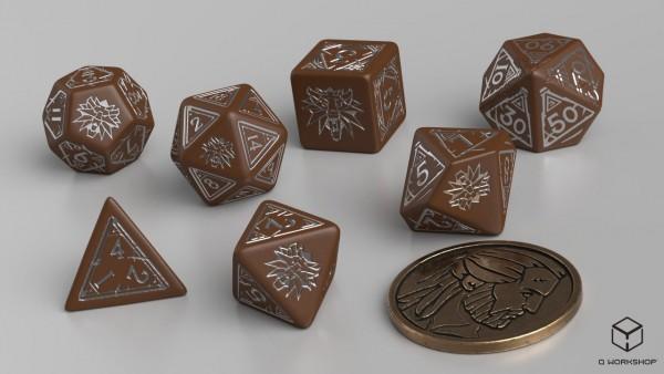 The Witcher Dice Set: Geralt – The Roach's companion (7)