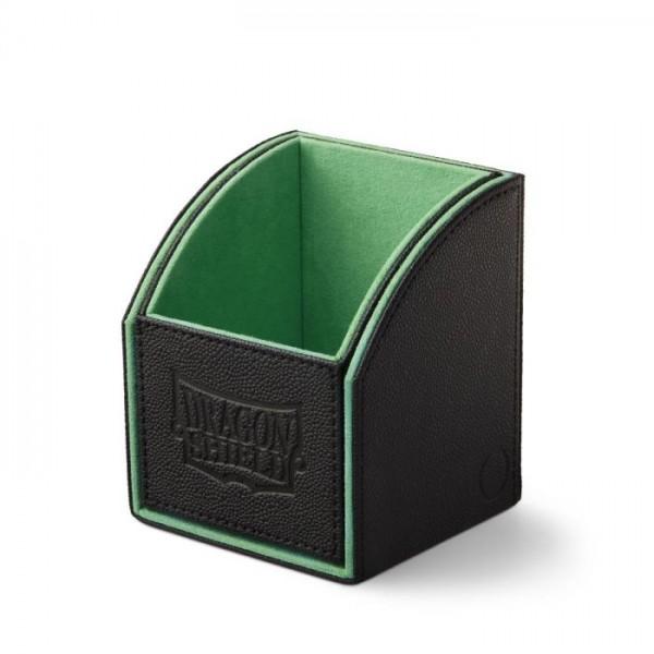 Dragon Shield: Nest Box 100 – Black/Green