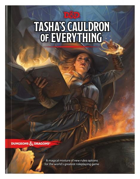 D&D: RPG Tasha's Cauldron of Everything