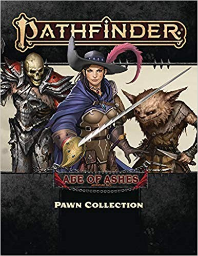 Pathfinder: Age of Ashes Pawn Collection