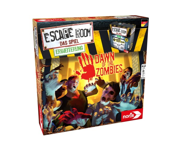 Escape Room: Dawn of the Zombies [Erweiterung]