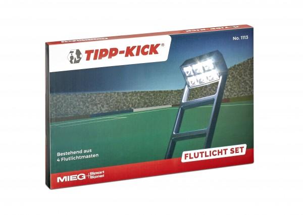 TIPP-KICK: Flutlichtanlage mit 4 Masten
