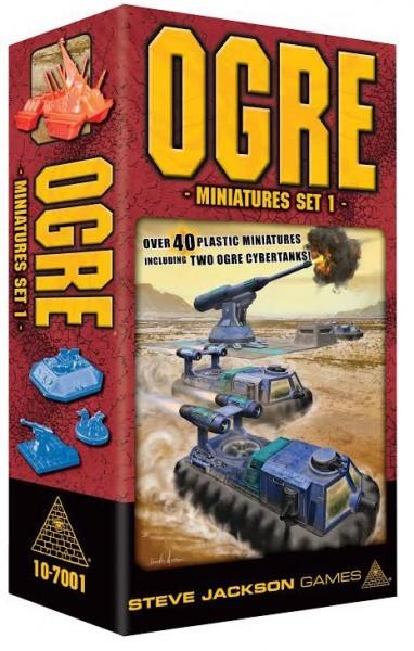 Ogre Miniature Set 1