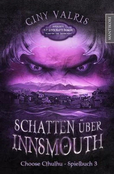 Choose Cthulhu #3 – Schatten über Innsmouth (Softcover)