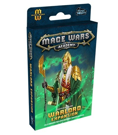 Mage Wars Academy: The Warlord