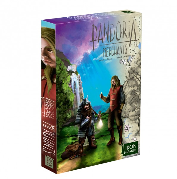Pandoria Merchants (deutsch)