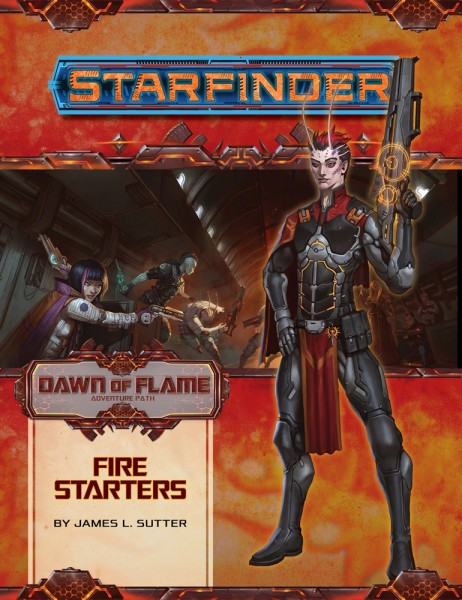Starfinder Adventure Path #13